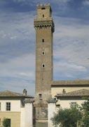 Castello della Cecchignola, Roma. Torre della Cecchignola