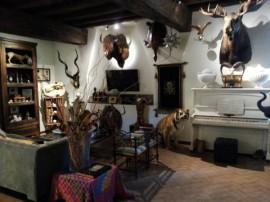 Wunderkammer Castello della Cecchignola_Giano del Bufalo